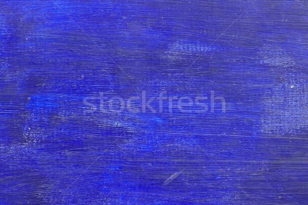 青 描いた テクスチャ 背景 白 ストックフォト © pancaketom