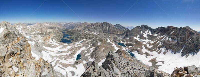 Csúcs panoráma néz észak kanyon Stock fotó © pancaketom