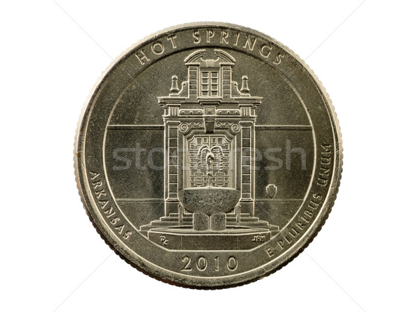 Hot Springs Arkansas Quarter  Stock photo © pancaketom