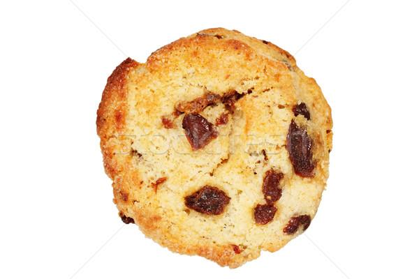 isolated raisin scone Stock photo © pancaketom