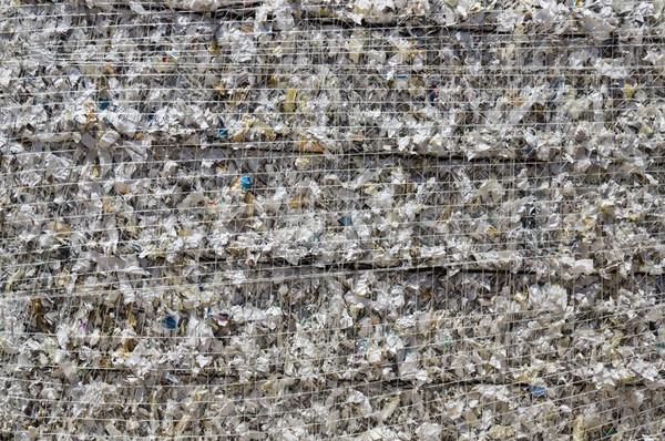 リサイクル 紙 白 アップ リサイクル ストックフォト © pancaketom