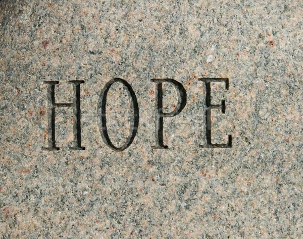 Hope Stock photo © pancaketom