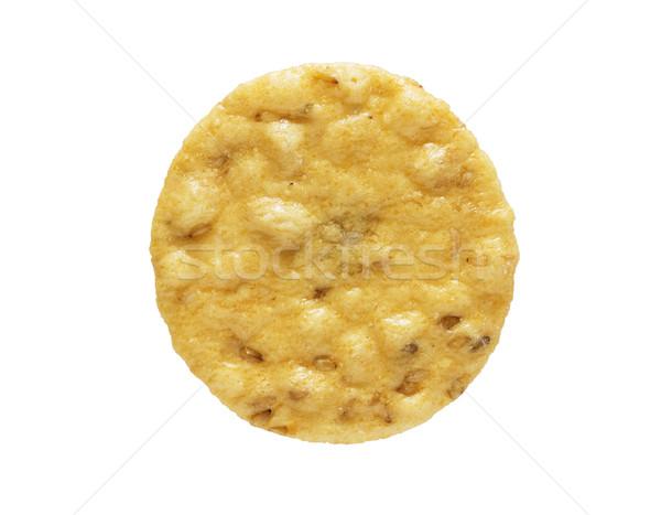 Sesam afbeelding geïsoleerd witte Stockfoto © pancaketom