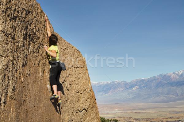 Reach Stock photo © pancaketom