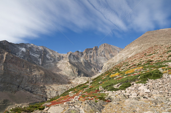Longs Peak Stock photo © pancaketom