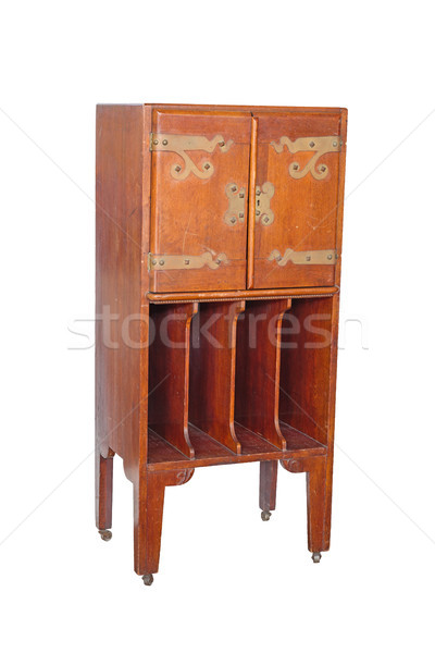 Vintage Cabinet Stock photo © pancaketom