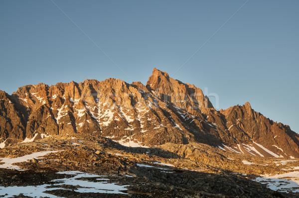 Mount Humphreys Stock photo © pancaketom