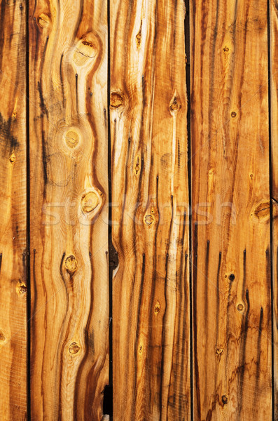 Weathered Wood Boards Stock photo © pancaketom