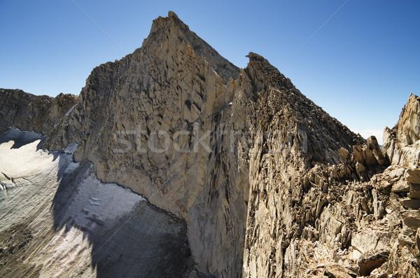 Mount Conness North Ridge Stock photo © pancaketom