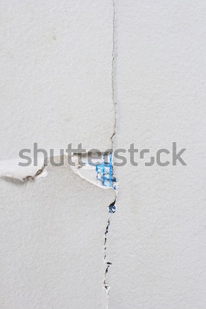 cracked wall Stock photo © pancaketom