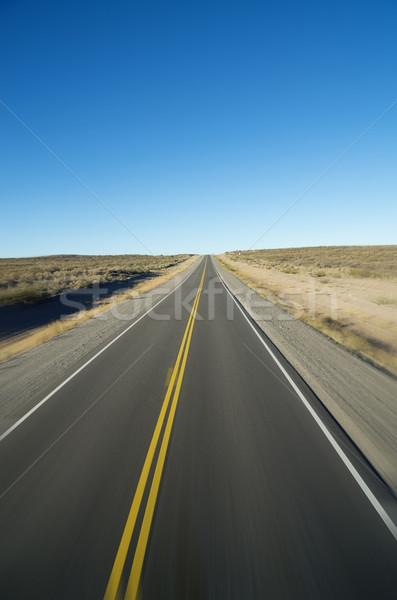 Open Road Stock photo © pancaketom