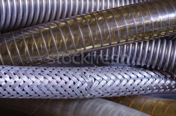 Reinforced Vacuum Hoses Stock photo © pancaketom