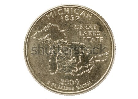 Buffalo Nickel Coin Stock photo © pancaketom