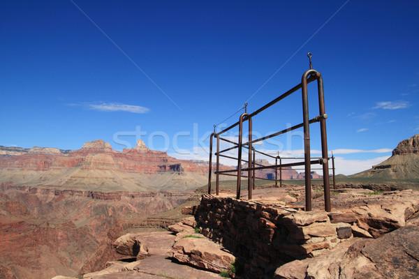 Plateau Point Stock photo © pancaketom
