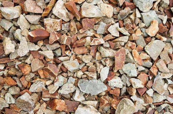 ストックフォト: 岩 · テクスチャ · 背景 · 石
