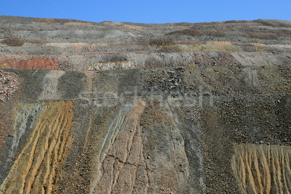 mine waste piles Stock photo © pancaketom