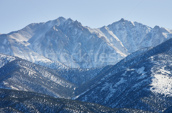 Stock photo: Boundary Peak