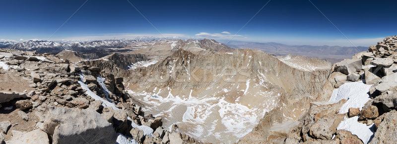 Панорама глядя север вверх Сток-фото © pancaketom