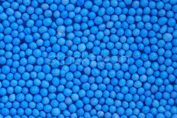 blue candy sprinkle layer Stock photo © pancaketom