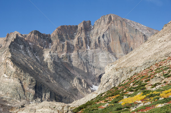 Longs Peak Diamond Stock photo © pancaketom