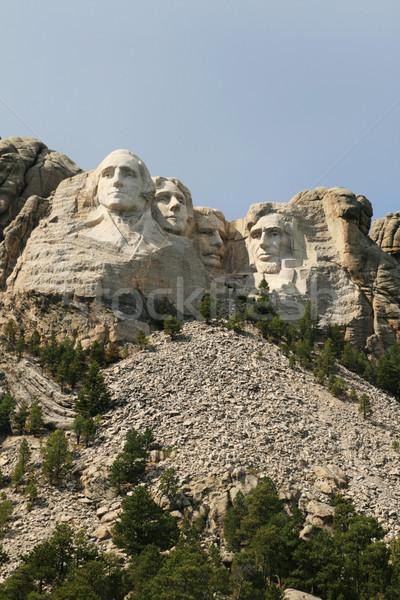 Mount Rushmore Stock photo © pancaketom