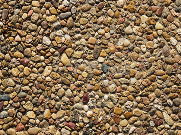 Exposed Aggregate Concrete Stock photo © pancaketom