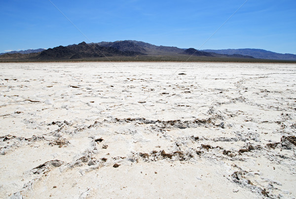 Bristol dry lake bed Stock photo © pancaketom