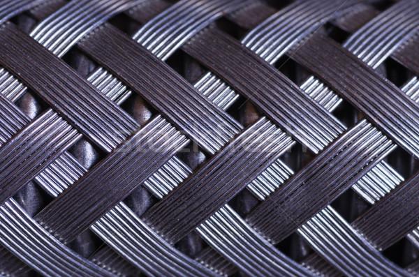 Wire Braided Hose Macro Stock photo © pancaketom