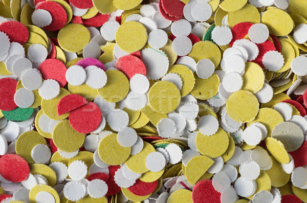 Confetti Background Stock photo © pancaketom