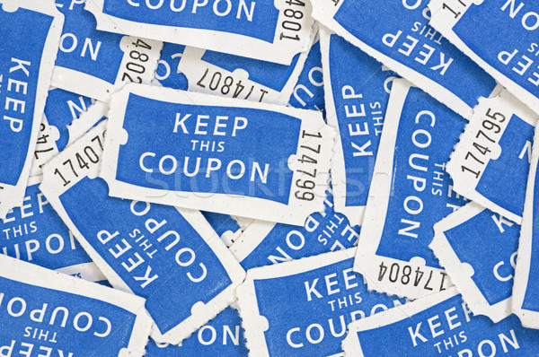 Raffle Tickets Background Stock photo © pancaketom