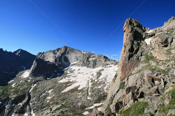 Montagna view meridionale parco testa Foto d'archivio © pancaketom