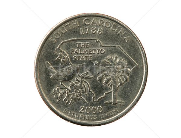 North Carolina quarter Stock photo © pancaketom