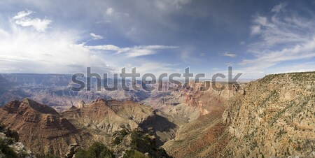 Grand Canyon panorama Stock photo © pancaketom