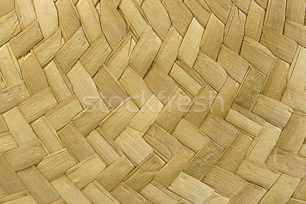 straw hat detail Stock photo © pancaketom