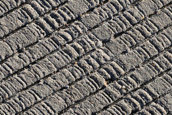 textured concrete Stock photo © pancaketom