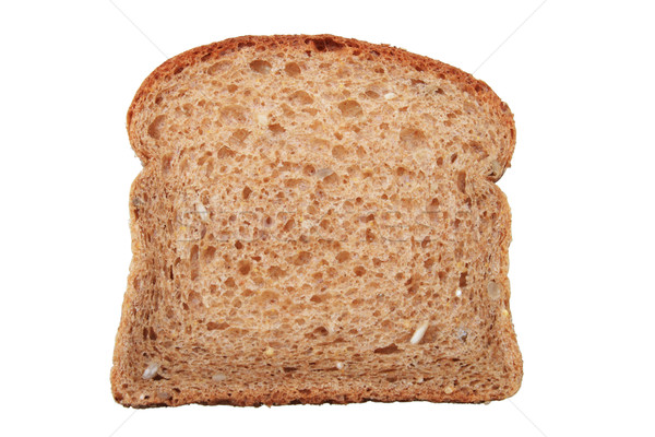 whole wheat bread slice Stock photo © pancaketom