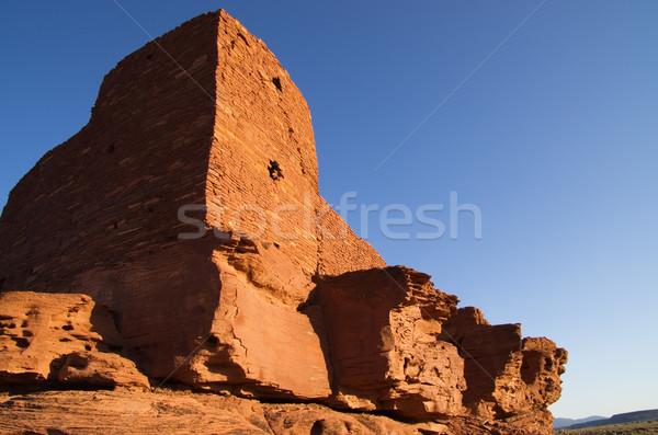 Wupatki Ruins Stock photo © pancaketom