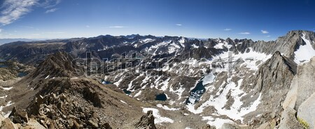 Mount Julius Caesar Summit Panorama Stock photo © pancaketom