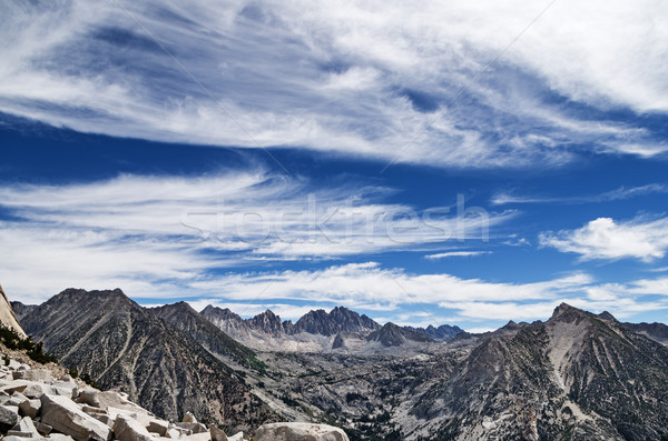 Mountain Landscape Stock photo © pancaketom