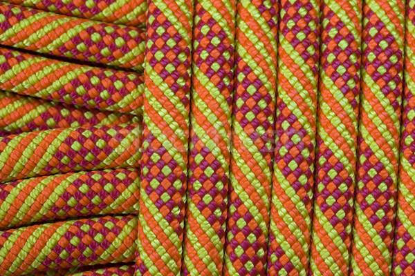 climbing rope detail Stock photo © pancaketom