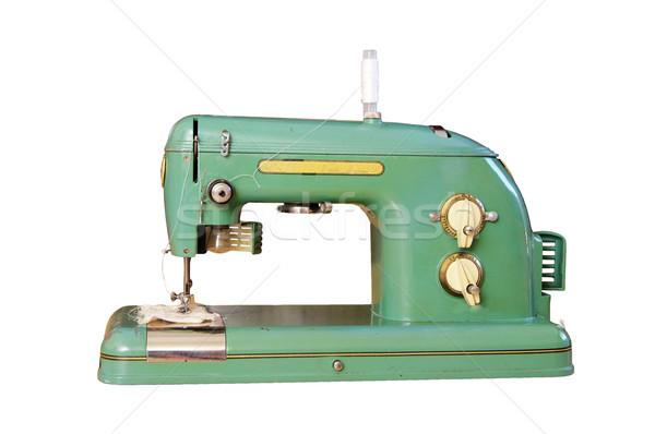 Old sewing machine  Stock photo © papa1266