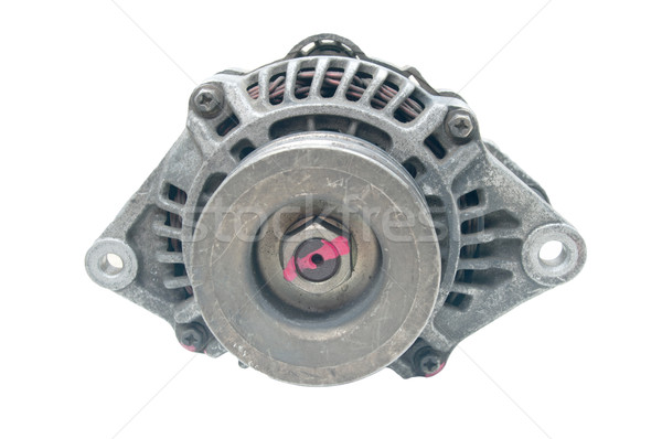 Automobile Alternator Stock photo © papa1266