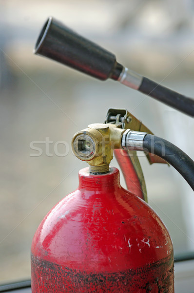 Fire Extinguisher Stock photo © papa1266