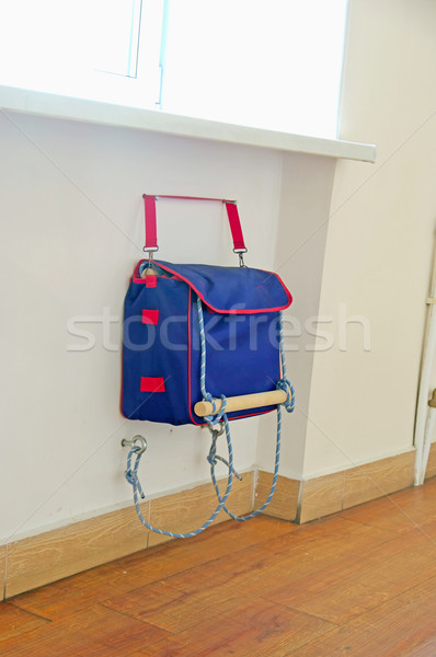 collapsible fire escape Stock photo © papa1266