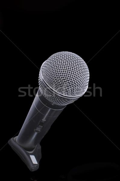 Microphone Stock photo © papa1266