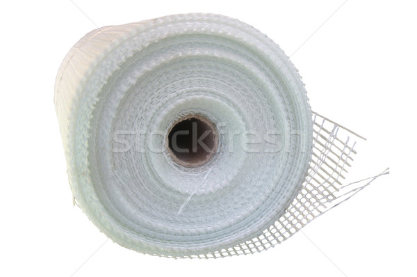 Fiberglass self-adhesive mesh Stock photo © papa1266