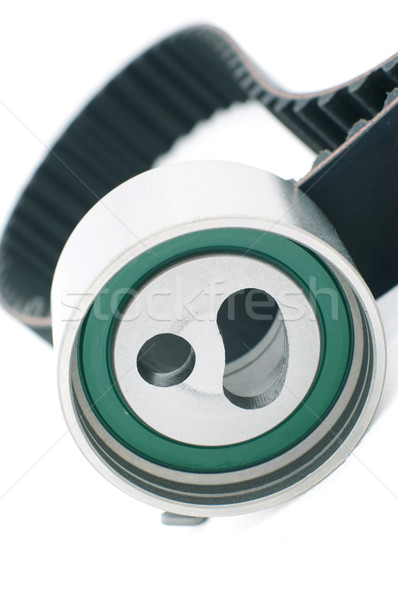 tensioner pulle isolated Stock photo © papa1266