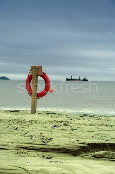 life buoy Stock photo © papa1266