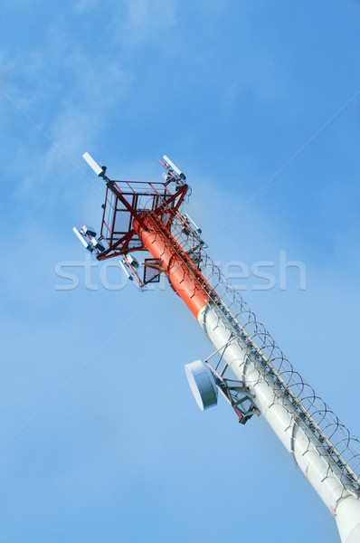 Cell  phone tower Stock photo © papa1266