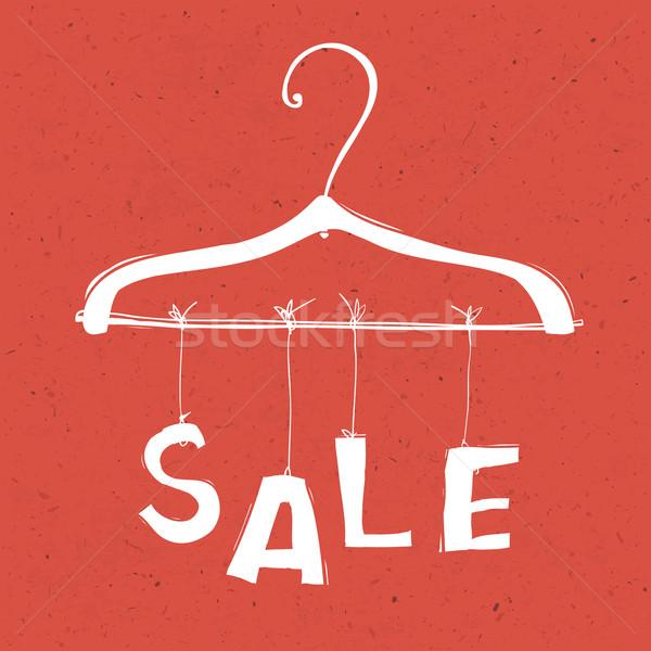 Sale concept vector illustration. EPS10 Stock photo © pashabo